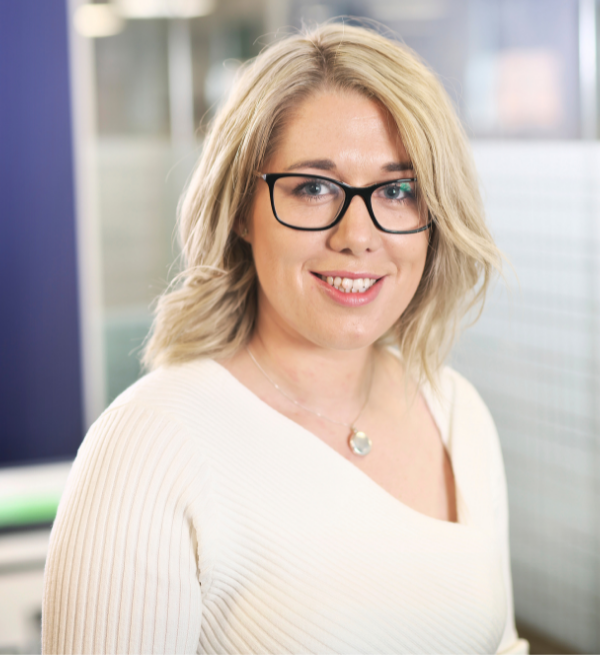 Rosie DebBruijn Finance Manager
